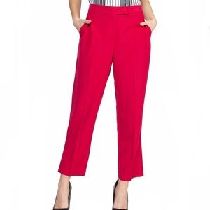 DEX | Flattering Cropped Pants | Hot Pink | Size S